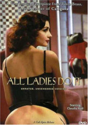 All Ladies Do It DVD box art