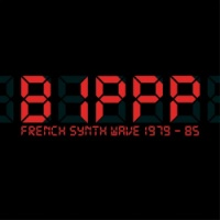 Bippp: French Synth Wave 1979-85 CD cover art