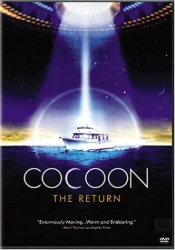 Cocoon the Return DVD cover art