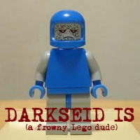 Darkseid Is!  (a Lego)