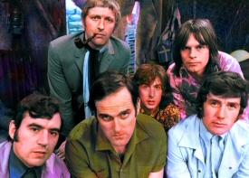 Monty Python group shot