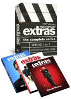 Ricky Gervais Extras the Complete Series DVD