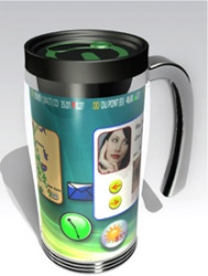 Yuno Coffee Mug by Yanko Design