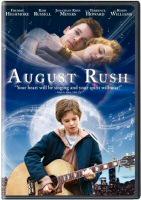 August Rush DVD cover art