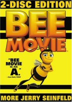 Bee Movie Very Jerry 2-Disc Edition DVD Cover Art