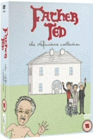 Father Ted The Definitive Collection DVD Cover Art
