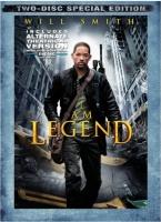 I Am Legend DVD cover art