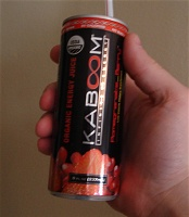 Kaboom Infinite Energy: Pomegranate Berry