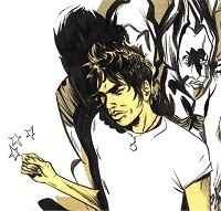 """Diamond Dogs"" by Paul Pope (excerpt)"