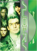 Sliders: The Fourth Season DVD cover art
