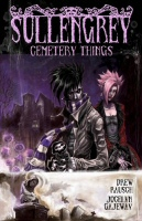 Sullengrey: Cemetery Things Cover Art