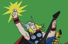 Thor, Rock God