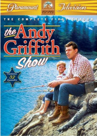 The Andy Griffith Show: The Complete First Season DVD cover art
