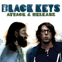The Black Keys: Attack and Release CD cover art