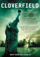Cloverfield DVD Cover Art
