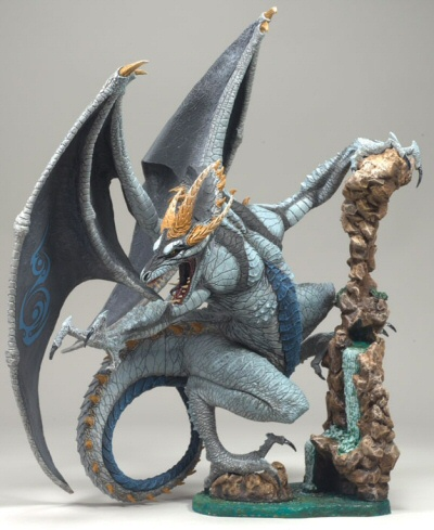 Eternal Dragon Clan 6 (Full) by McFarlane Toys