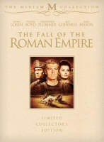 The Fall of the Roman Empire DVD Cover Art