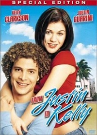 From Justin to Kelly DVD cover art