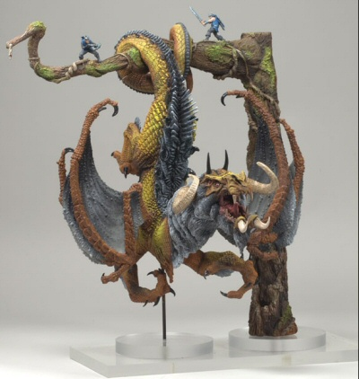 Hunter Dragon Clan 2 by McFarlane Toys