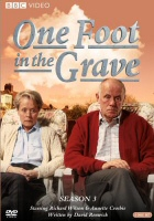 One Foot in the Grave Season 3 DVD Cover Art
