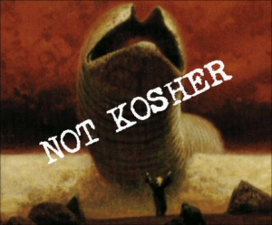 Sandworms Are Not Kosher
