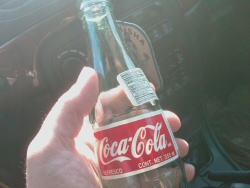 Coke from South America