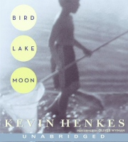 Bird Lake Moon by Kevin Henkes Audiobook CD Cover Art