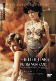 bitter tears of Petra von Kant dvd cover
