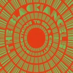 Black Angels: Directions to a Ghost CD cover art