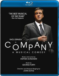 Company: A Musical Comedy Blu-Ray Cover Art