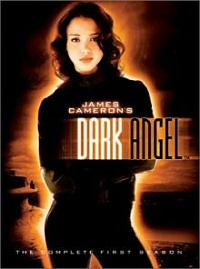 Dark Angel: The Complete First Season DVD cover art