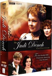 The Judi Dench Collection DVD Cover Art