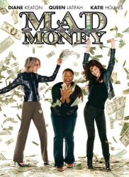 Mad Money DVD Cover Art