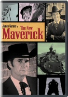 The New Maverick DVD Cover Art