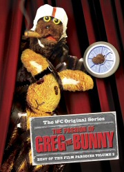 The Passion of Greg the Bunny DVD cover art