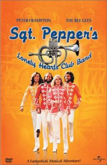 Sgt. Pepper's Lonely Hearts Club Band DVD cover art