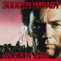 Sudden Impact soundtrack CD cover art