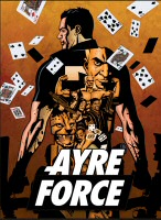 Ayre Force Cover Art