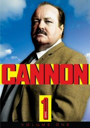 Cannon Season 1 Volume 1 DVD Cover Art