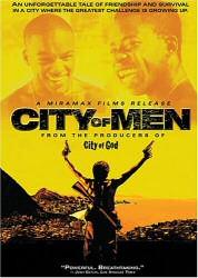 City of Men DVD Cover Art