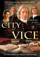 City of Vice DVD Cover Art