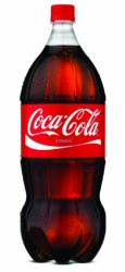 Contoured Coke bottle