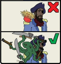 Pirate Comfort Guide