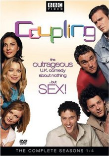 Coupling: The Complete Seasons 1-4 DVD cover art