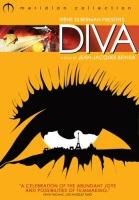 Diva DVD Cover Art