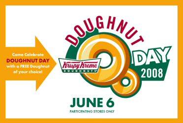 National Doughnut Day!