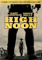 High Noon Ultimate Collector's Edition DVD Cover Art