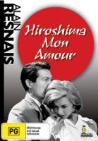 Hiroshima Mon Amour DVD Cover Art