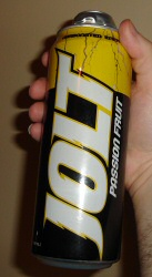 Jolt: Passion Fruit