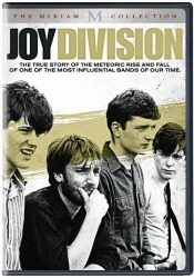 Joy Division DVD Cover Art